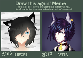 Draw this again meme by Tolondraws