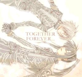 D.Gray-man-Together Forever by Uruhara