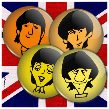 fab four by istarlome