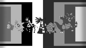 Pokemon Spectrum - B-W