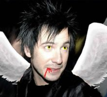 Jack, A Hiden Angel by Busted-Love