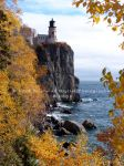 Split Rock Light House by HKDP