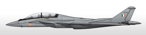 Mistral B - Indian Air Force by Jetfreak-7