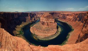 Horseshoe Bend by rayxearl