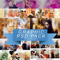 PSD Pack by maybeyou12 by Maybeyou12