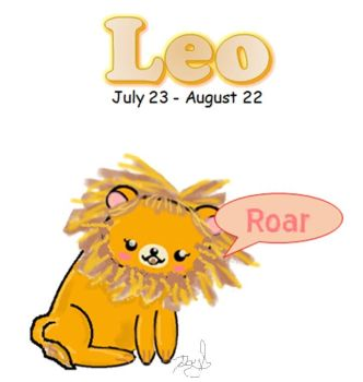 Leo by Daryl-the-cartoonist