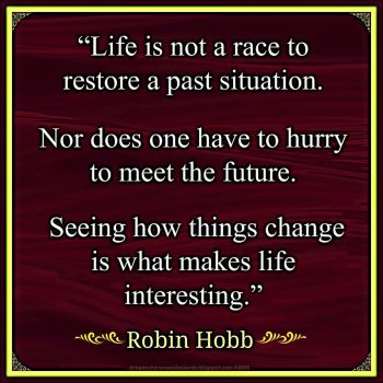 Robin Hobb Quote by Mulluane