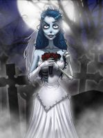 The Corpse Bride by CerberusLives