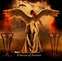 Princess of darkness by HILIF