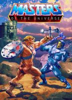 HE-MAN AND THE MASTERS OF THE UNIVERSE by grantparsley