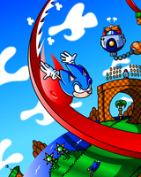 Sonic Generations :Classic: by JamesmanTheRegenold
