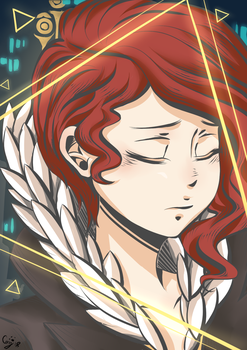 Transistor / Red by corrgi
