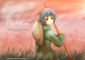 FANART APH Vietnam by Graphic--Ops