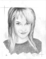 Hayley Williams by me3009
