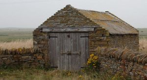 Orkney Cars are Older by barefootliam