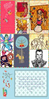 2013 Art Review by PhintasticParu