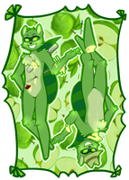 Apple juice and slices (HTF) by Galexia-Nova