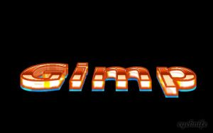 Glowing metall text by eyeknife