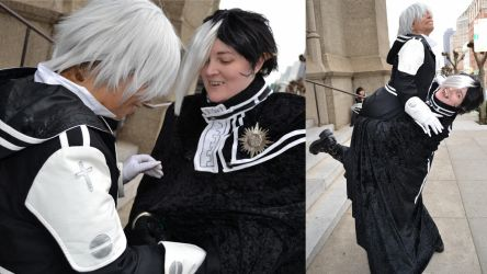 D.Gray-man Outtakes 2 by ChaosPhoto