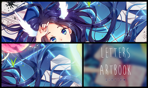 Letters Artbook preview by Yennineii