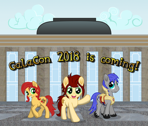 GalaCon 2018 is coming! by Malte279