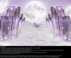 Land of Immortals - Stock by Thy-Darkest-Hour