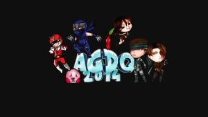 AGDQ 2014 Wallpaper by Tori-Fan