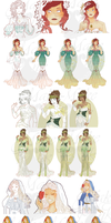 WIP3-Nouveau Princess Patterns (Hannah-Alexander)3 by pinkythepink