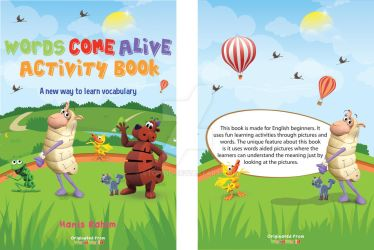 Word World activity book by stopidd