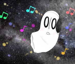 Napstablook by packacz