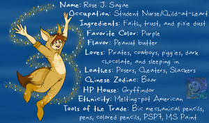 Pixie Dust ID by RoseSagae