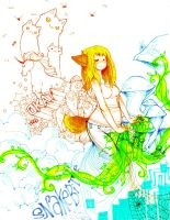 everything everything by tomhoshino