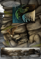 Crescent Wing- Prologue page 3 by Chaluny