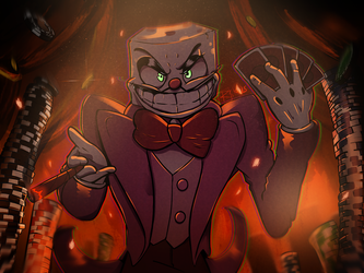 KING DICE by Enderwomann