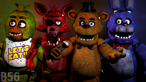C4D|The Original Band by Bount56