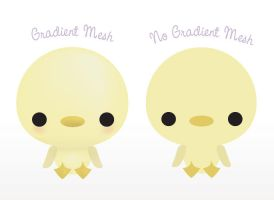 To Gradient Mesh Or Not by ThePeasyLifeCo