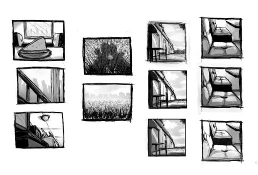 Background Studies 7 by Brant-Bi