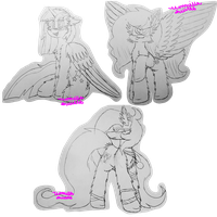 Honorable Mentions[Sketch Prizes] by VanillaSwirl6