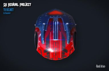 TB Helmet Render 3 by Xanatos4