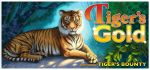 Tigers Gold Slot Machine Art by rebelakemi