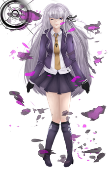 Kirigiri Kyouko by RainingSeasons
