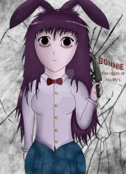 Colored! Five Night at Freddy's [Picture 1: Bonny] by Mythoria