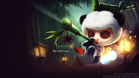 Teemo by victortmf