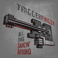 Triggerfinger album cover artwork by m7