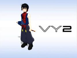 VY2 Yuma Update by TwilightAnimeLife