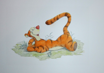 How to Paint Tigger...Again by Steven-Powers-SMP