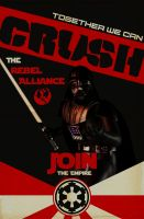 Vader Recruitment Poster by CMKook-24601
