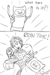 REYN TIME with Reyn and Reyn by Rinkara
