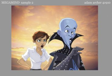 Megamind by a-archer