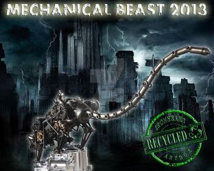 MECHANICAL BEAST 2013 by ironheartram